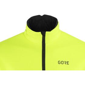 GORE WEAR C5 Windstopper Jas Heren geel